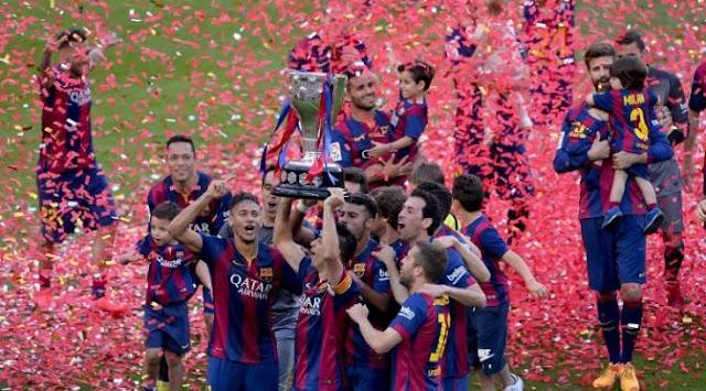Terisa Dua Laga, Barcelona Fokus Penuh di Liga
