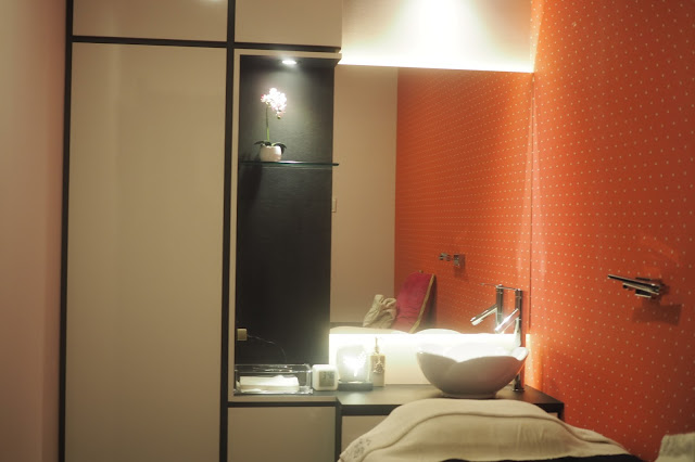 interior design for facial therapy singapore