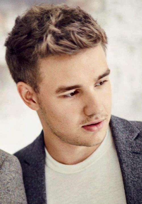 Liam Payne Newest Coiffure