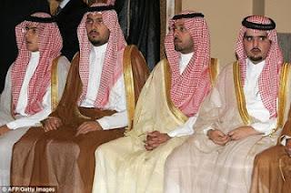 Billionaire Saudi Prince, Abdul Aziz bin Fahd Dresses Casual To Sneak Into A Popular New York Club
