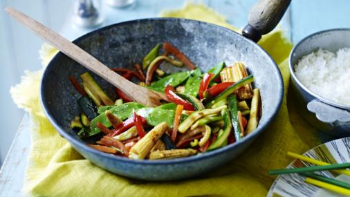 Low carb vegetables? - Page 3 Vegstirfry