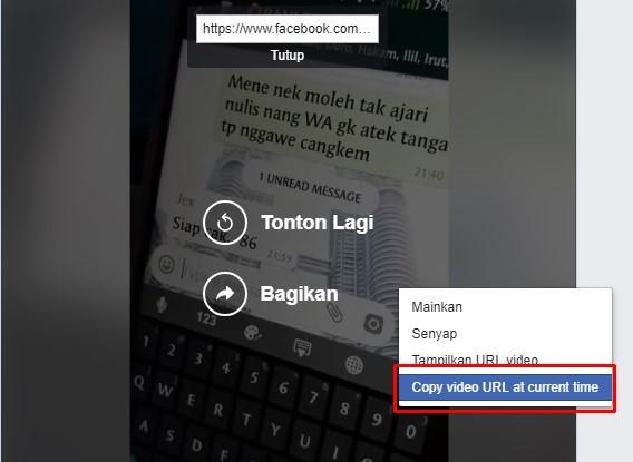 Cara Download Video di Facebook tanpa Aplikasi - Siswa IT
