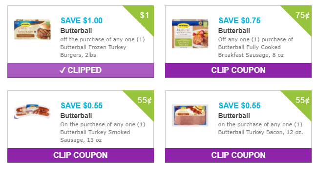photo about Butterball Coupons Turkey Printable named The Concentration Saver: Preserve $3 within Fresh new Printable Butterball