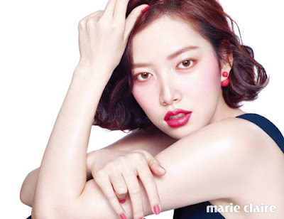 Lim Joo Eun - Marie Claire Magazine March 2016