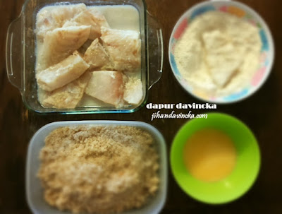 Resep Nugget Ikan Panggang / Tanpa Digoreng