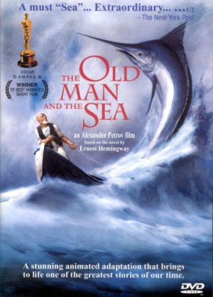The old man and the sea story book