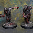Feral Ghoul Reavers and Glowing Ones