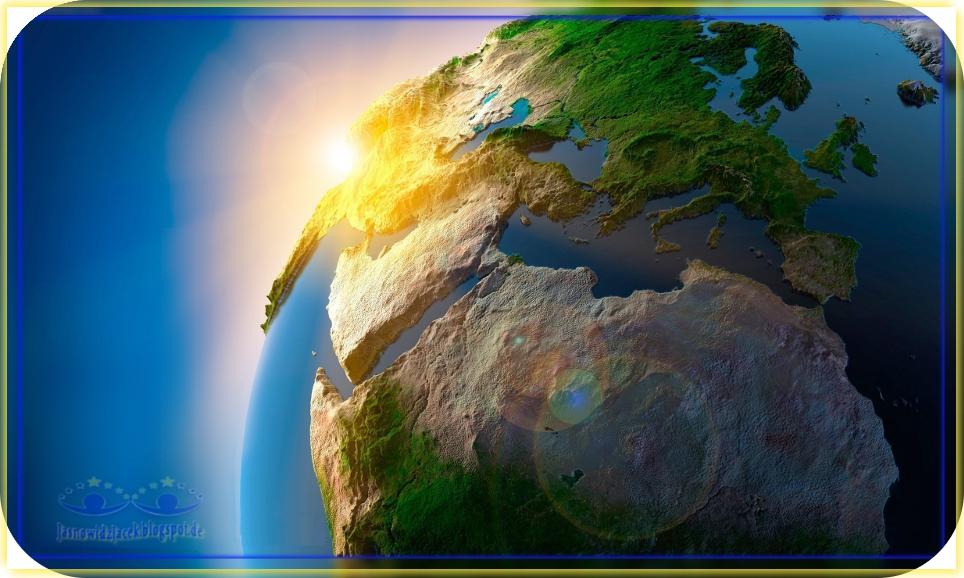Piękno wszechświata - Planeta Ziemia