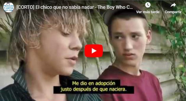 CLIC PARA VER VIDEO El Chico Que No Sabia Nadar - The Boy Who Couldn't Swim