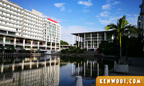 taylor's lakeside campus