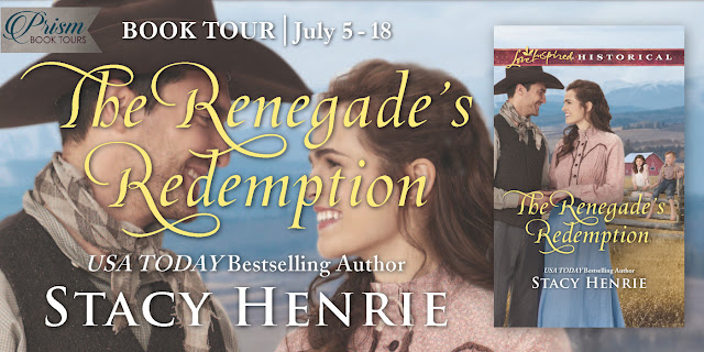 Prism Book Tours Review: The Renegade's Redemption by Stacy Henrie