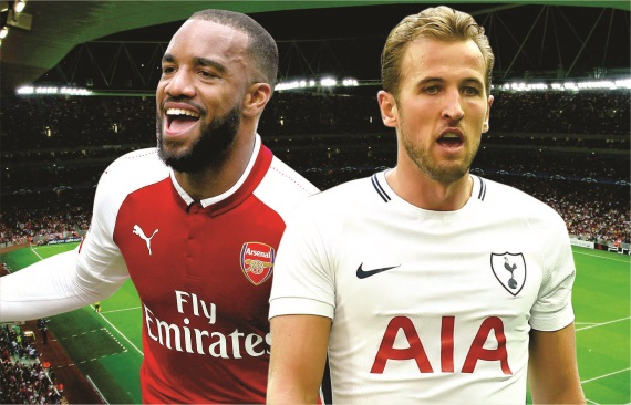 For years, Spurs have been in Arsenal's shadow and now they'll want to show that's no longer the case