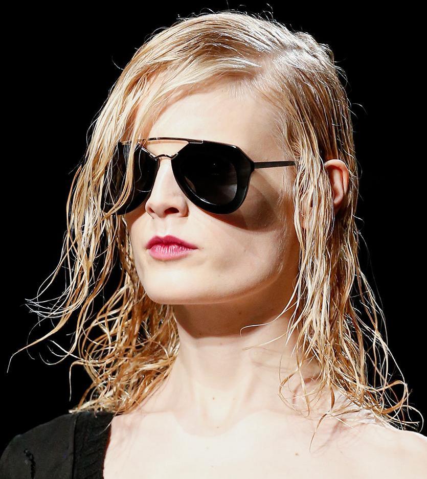 f3c1c0089e49 Fashion   Lifestyle  Prada Sunglasses... Fall 2013 Womenswear