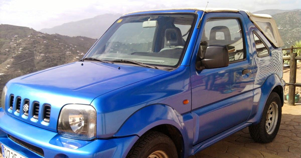 Digame: For Sale 2001 Suzuki Jimny Soft-top