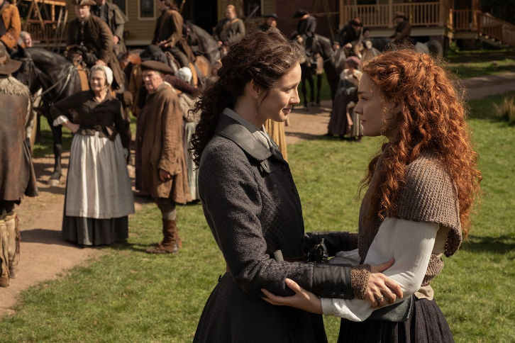 Outlander - Episode 5.03 - Free Will - Promo + BTS and Promotional Photos