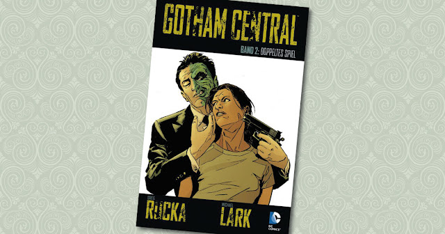 Gotham Central Panini Cover
