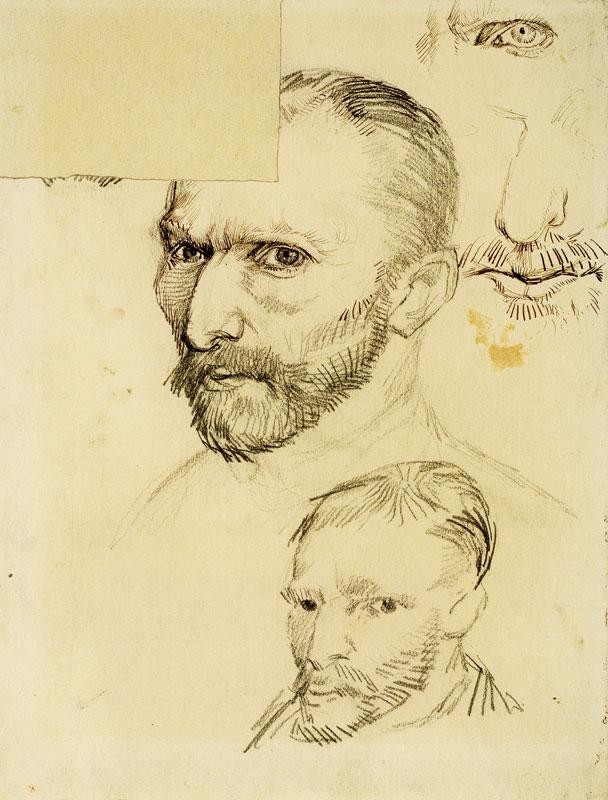 Art Artists Vincent Van Gogh Drawings Part 1