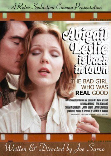 18+Abigail Lesley Is Back in Town (1975) English 300MB HDRip 480p Downlaod