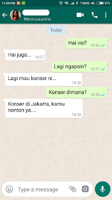 Cara Prank Whatsapp dengan aplikasi WhatsPrank
