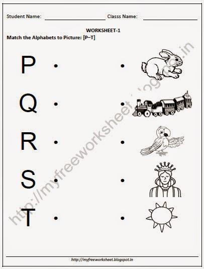 Free Download english alphabet letter practice worksheets ...