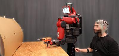 Un robot capaç d'imitar una activitat després d'observar-la només una vegada