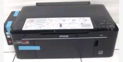 Unduh Driver Epson L200