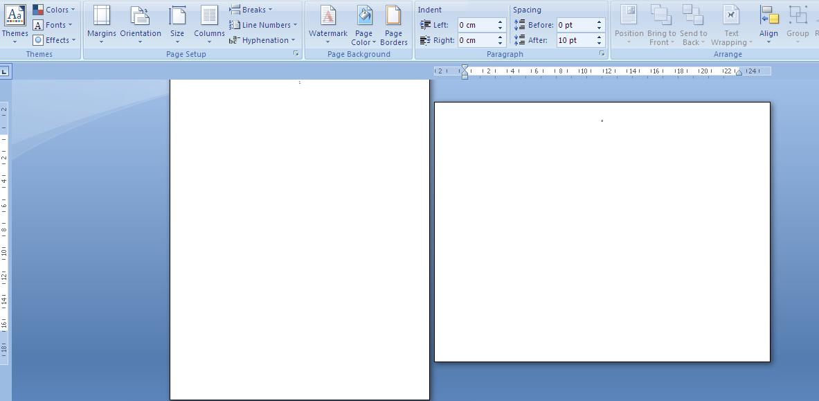 Download apa paper template word 2010 free masteroffice for Office 2007 apa template