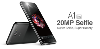 Capture Gionee A1 Lite Smartphone Specs, Options, Price With 20MP Selfie Camera Root