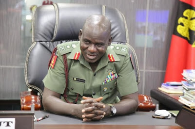Nigerian Army reacts to Gov Ikpeazu's report on Withdrawal of Soldiers