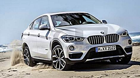 2017 Bmw X2 Release Date