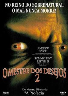 Baixar Filme O Mestre dos Desejos 2 Dublado