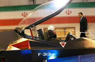 "Iran's Homemade ""Fighter"" Plane Nearly Ready 2"