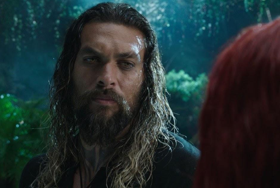 """Trailer estendido de """"Aquaman"""" oferece 5 minutos de pura ação"""