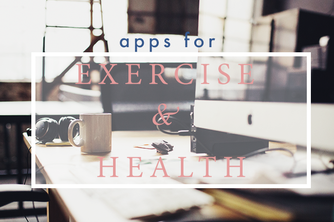 Mobile Apps for Health and Exercise