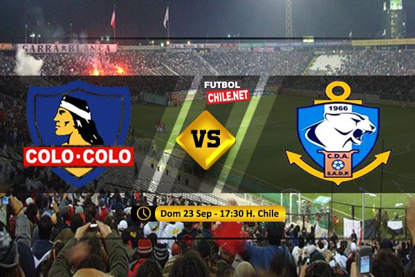 PREVIA: Colo-Colo vs Deportes Antofagasta