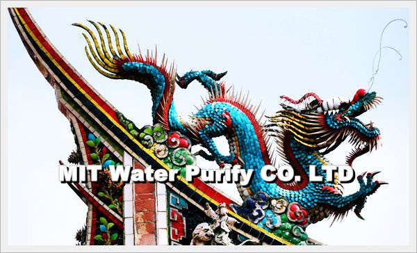 The dragon in China is the legend God animal with the great magic ability to give people peace, joy, happiness and lucky. You could see many China Temple have the Chinese Dragon.
