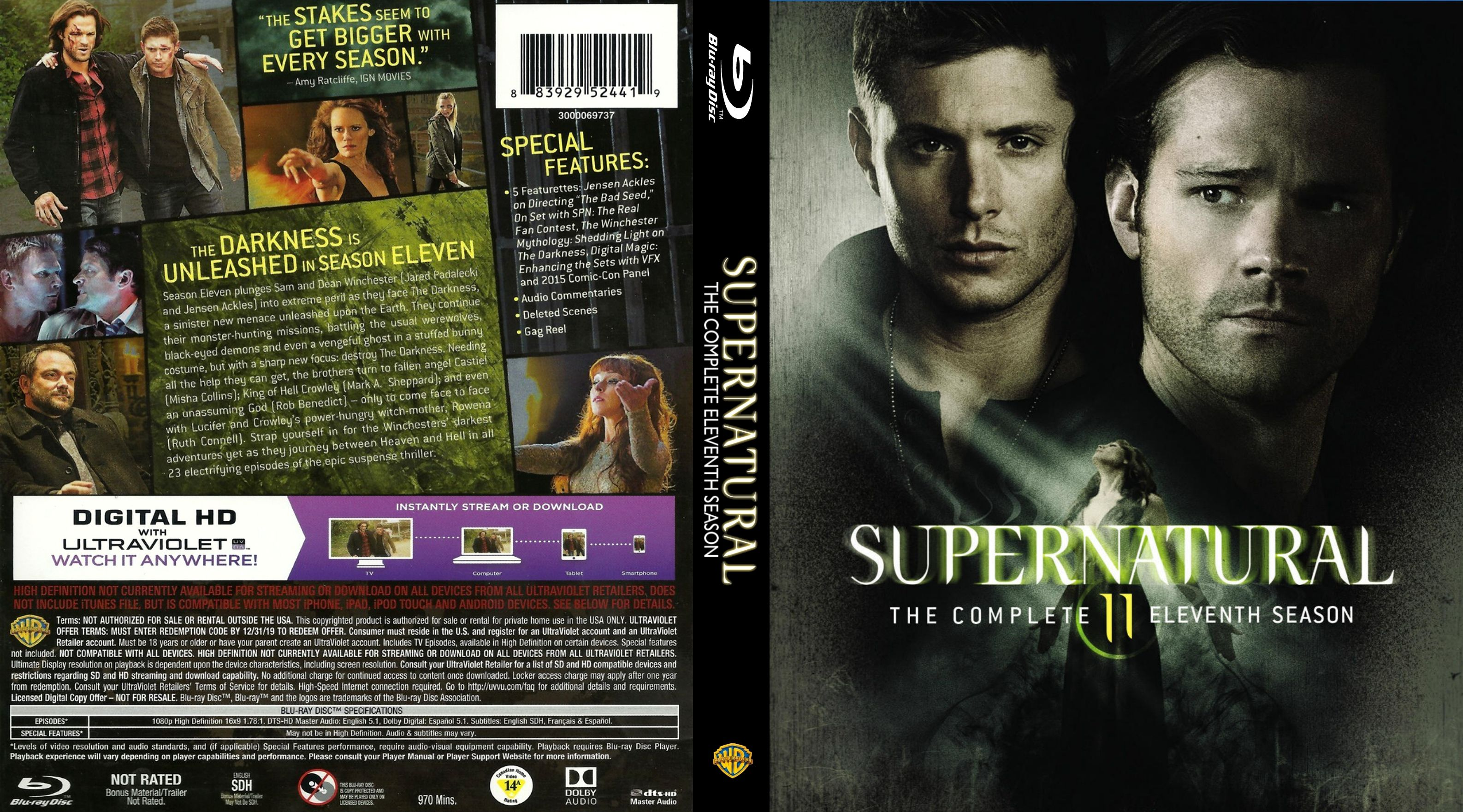 Supernatural Staffel 11 Download