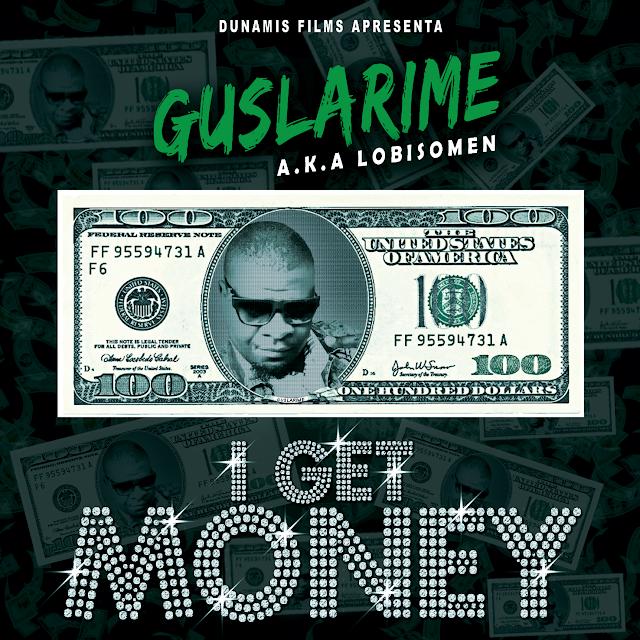 """Transitando entre a Africa e o Brasil, o rapper Camaronês Guslarime lança o álbum """"I Get Money"""""""