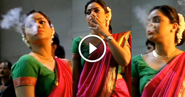 11 Bollywood Actresses Who Smoke in Real Life, #4 Actress Hurt You!