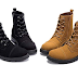 Heads Up on Lightning Deal + Promo Code: Men's Combat Boots