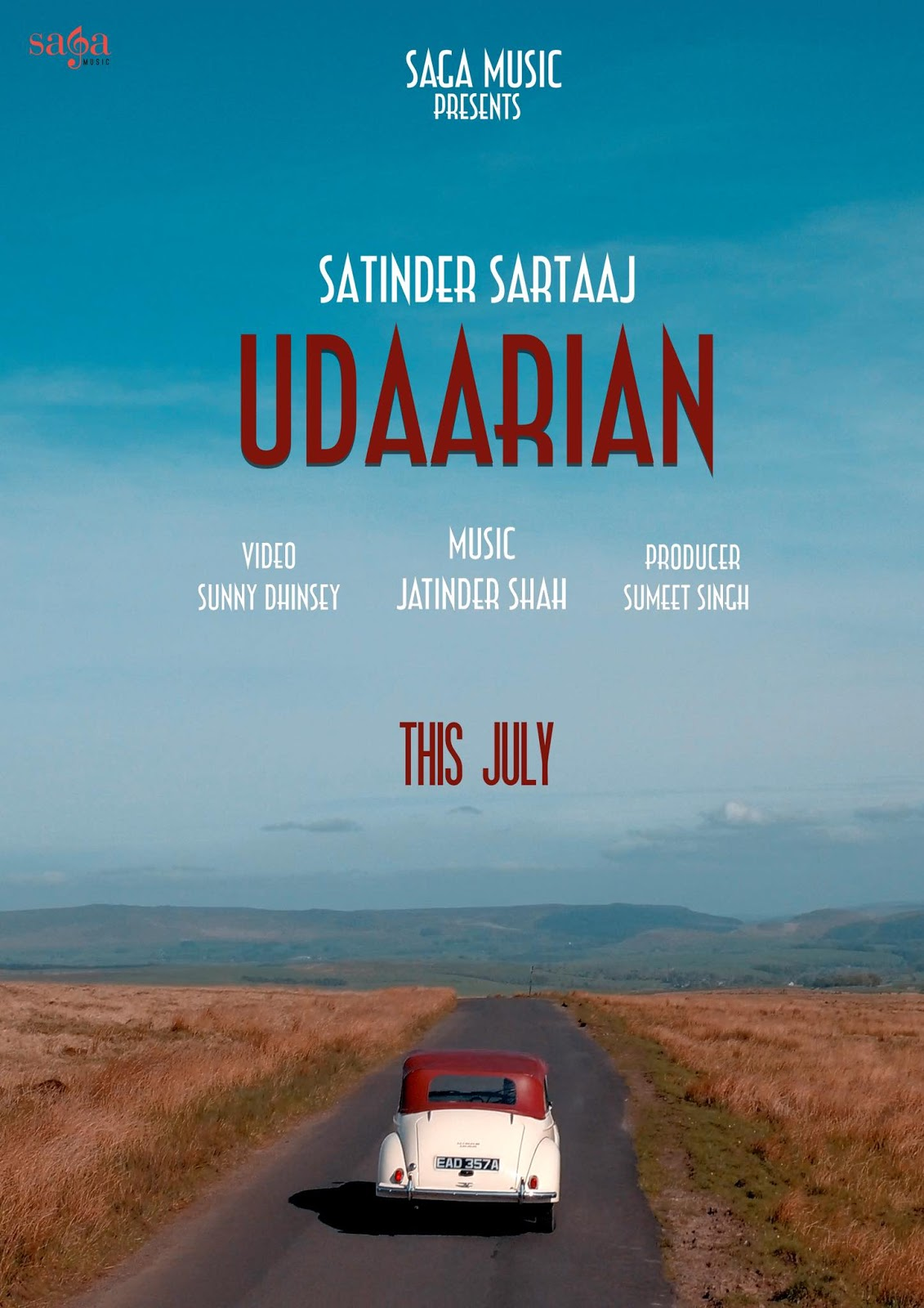 Udaarian Lyrics - Satinder Sartaaj | Seasons of Sartaaj