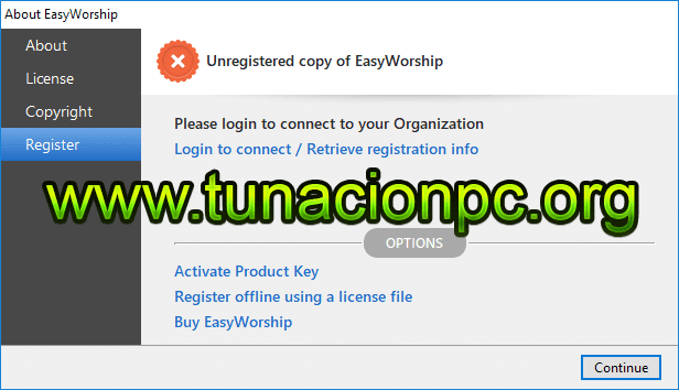 EasyWorship Full Ingles