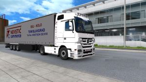 BILI TOMISLAVGRAD pack for Mercedes MP3