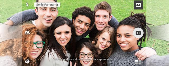 Fitur Selfie Panorama dengan ASUS ZenFone 2 Laser ZE500KL