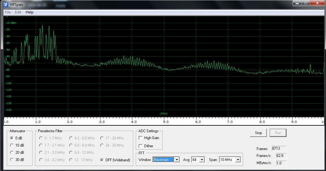 Recent Noise Mystery Solved • AmateurRadio com