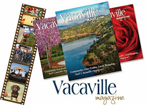 Published In Vacaville Magazine
