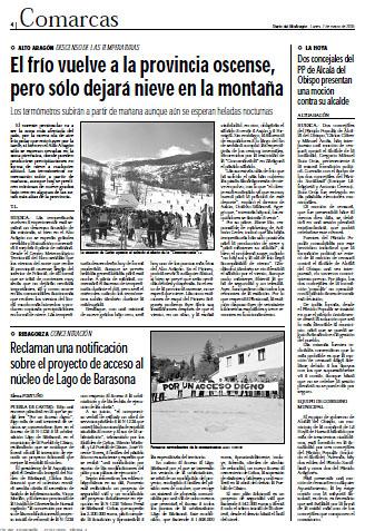 Fañanás: Dos concejales del PP de Alcalá del Obispo presentan una moción contra su alcalde