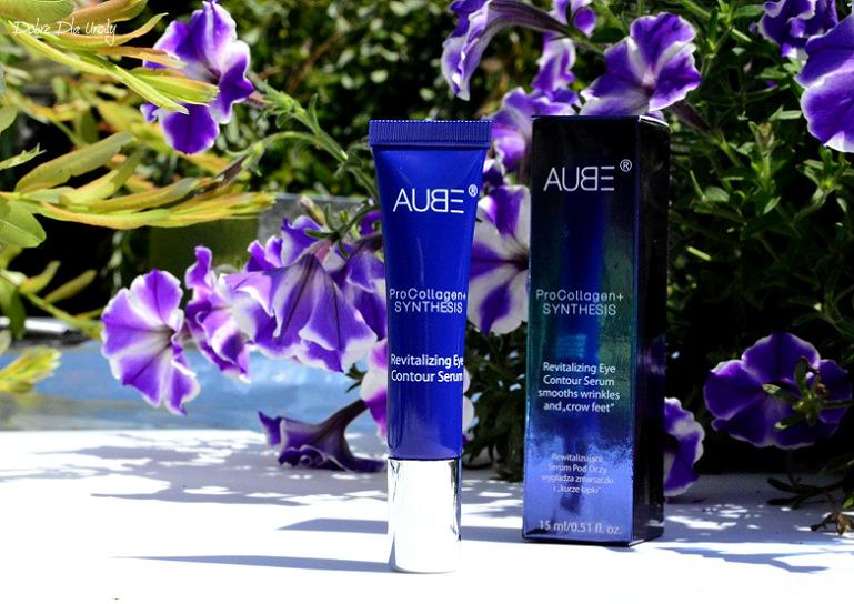 AUBE Procollagen+ Synthesis - Rewitalizujące Serum pod oczy
