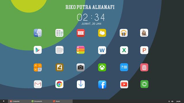 Dekstop windows iOS7