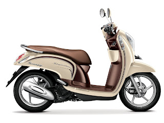 Harga New Honda Scoopy eSP April 2016